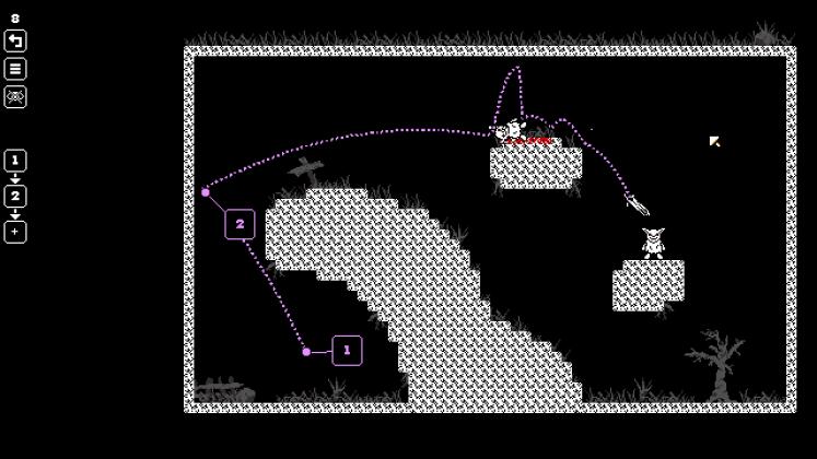 Sword Slinger - Level 8