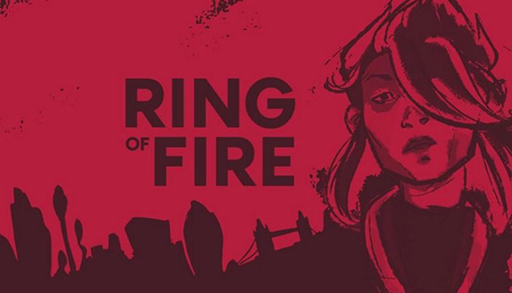 Far Few Giants Ring of Fire - Key Art