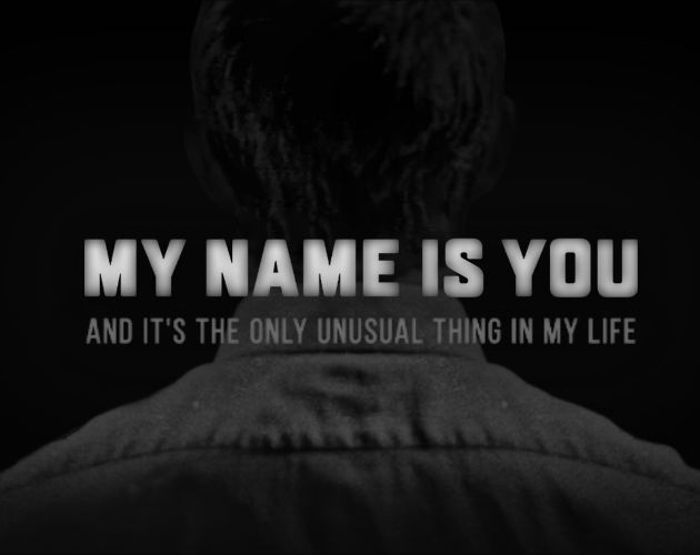 My Name is You - Banner Image