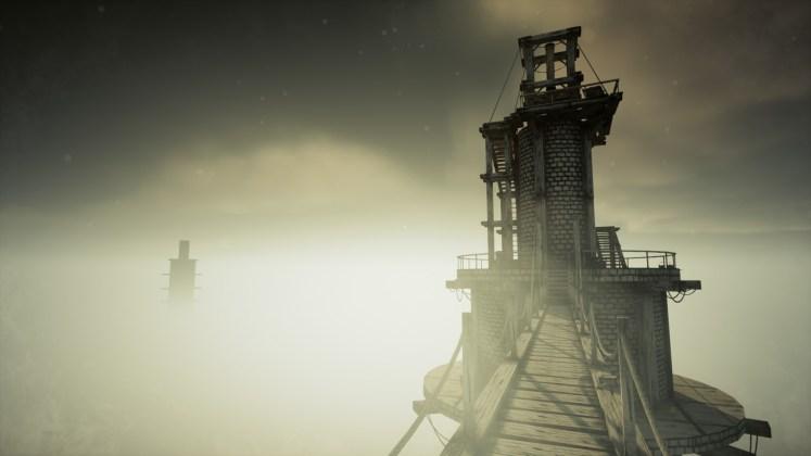 Cloud Climber Screenshot - The Final Tower