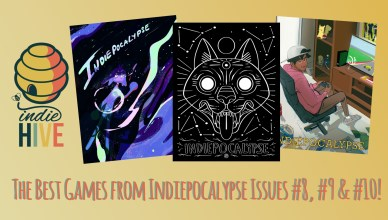 Indiepocalypse Issues 8, 9 & 10