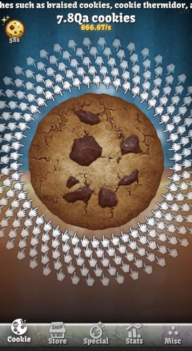 Cookie Clicker - Big Cookie