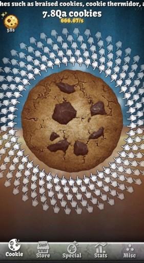 Cookie Clicker - Big Cookie