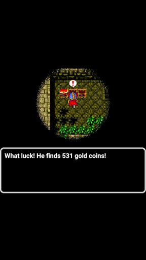Dragon Quest - Dungeon Loot