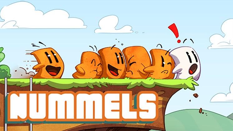 Next Fest - Nummels - Key Art