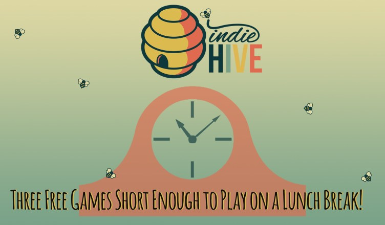 Three Free Games Short Enough to Play on a Lunch Break - Featured Image