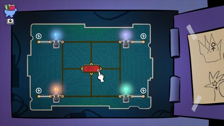 Apopia - Electrical Circuit Puzzle