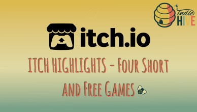 itch.io Highlights - Featured Image
