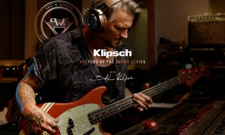Klipsch Kicks Off 'Keepers of the Sound' Video Series with Butch Walker