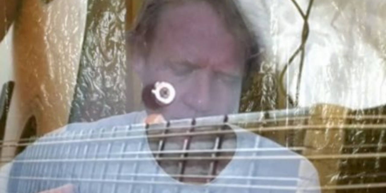 New 12 String Acoustic Track Silent Doorways