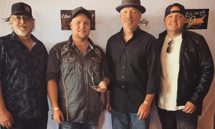 Gary Burk III Wins Big At World's Largest Indie Music Award Ceremony