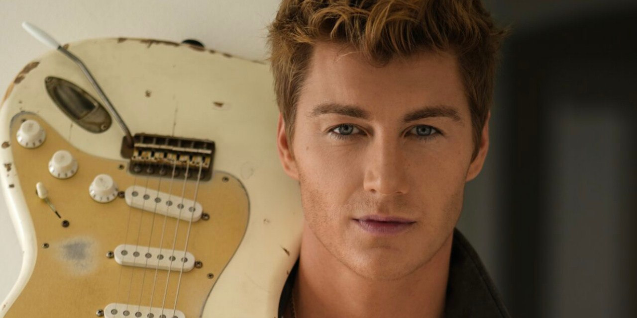 """Russian born Alex Sparrow releases new inspirational anthem """"Love Is All That Matters"""""""