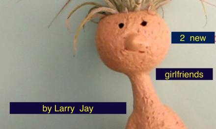 """After Successful Bypass Surgery Larry Jay Returns With """"2 New Girlfriends"""""""