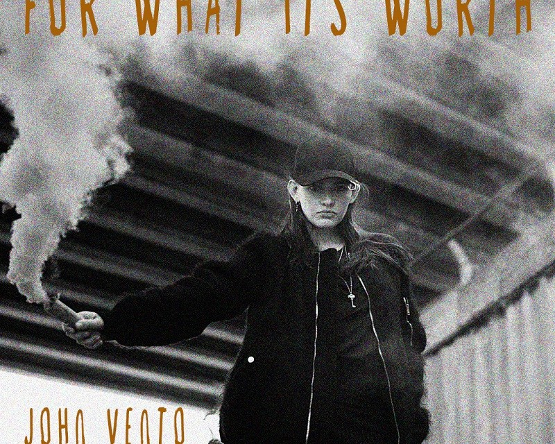 """Roots Rocker John Vento Releases Cover Of """"For What It's Worth"""""""