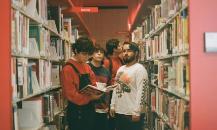 Bowling Shoes Unveil Digital-Age Inspired EP 'DoomScroller'