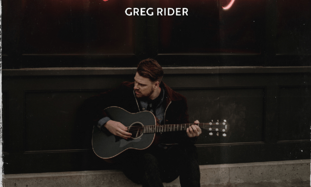"""Greg Rider shares vulnerable new single """"We Ain't Royal"""""""