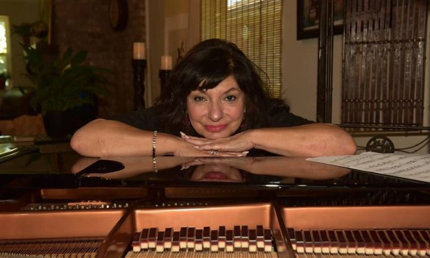 """Jazz Vocalist Louise Cappi Delivers Post-Ida Message Of """"Hope"""" On New Album"""