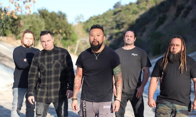 """BREAKING IN A SEQUENCE Featuring Former KORN Drummer David Silveria To Unveil Exclusive Behind-The-Scenes """"Anything But Right"""" Video"""