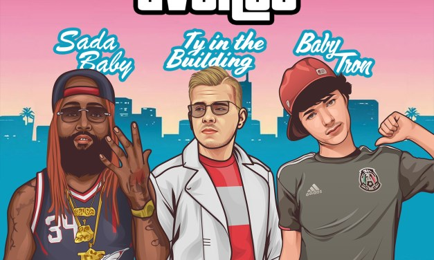 Emerging artist Ty in the Building teams up with iconic rappers Sada Baby and BabyTron for instant classic 'Vice Avenue'