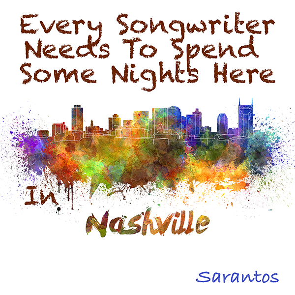 Prolific Singer Songwriter Releases New Single About Music City