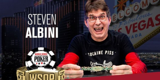 Steve Albini Poker