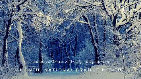 January is National Braille month.