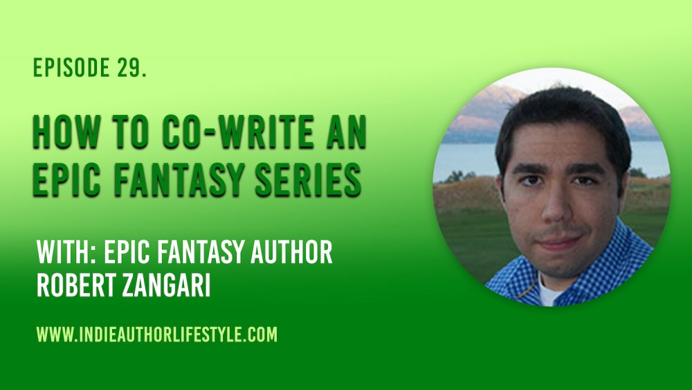 Cowriting with Robert Zangari