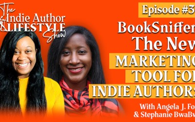 036: BookSniffer: The New Marketing Tool For Indie Authors