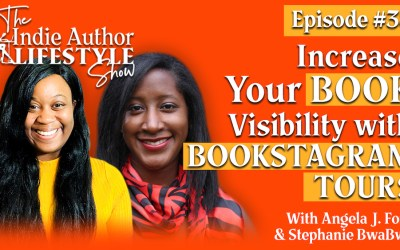 038: Increase your Book Visibility with Bookstagram Tours
