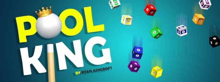 Pool King Banner