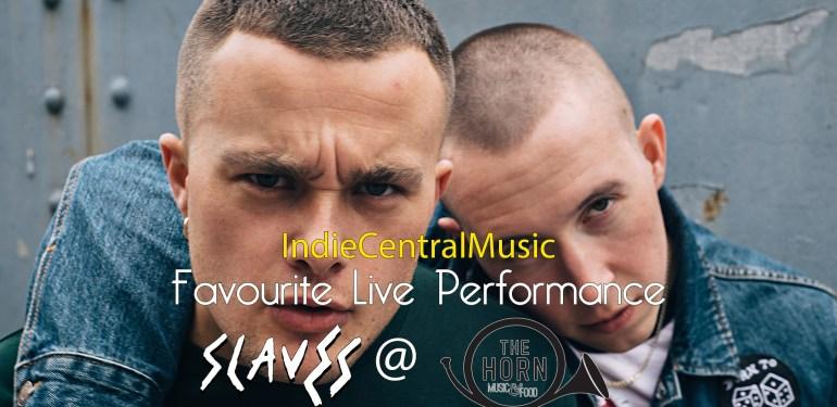 Favourite Live Performance - Slaves
