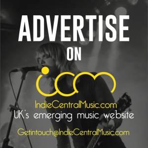 Advertise on IndieCentralMusic