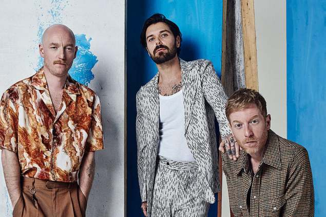 Friday's Finest pick from It's All Indie - Biffy Clyro