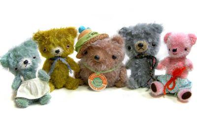 Peng Peng Bears and Sock Monkeys