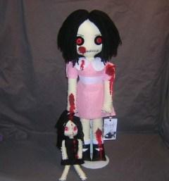 Zombie Rag Doll