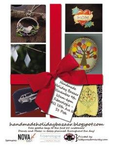 Handmade Holiday Bazaar