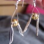goldensnitch-earrings