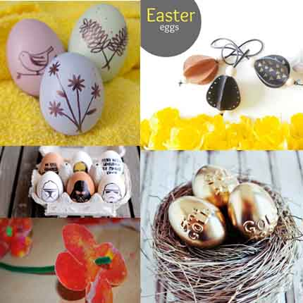 indie craft easter list