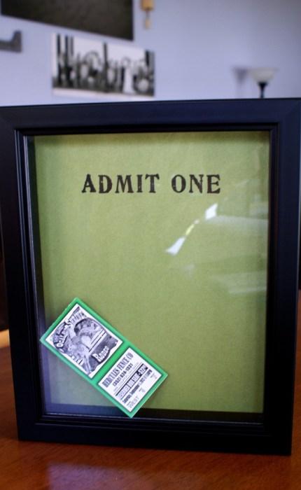 ticket-stub-keepsake-frame