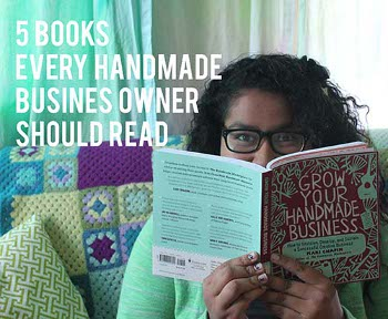 5 Books Every Creative Business Owner Should Read