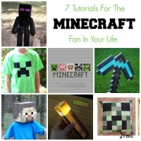 7 Tutorials For The Minecraft Fan In Your Life