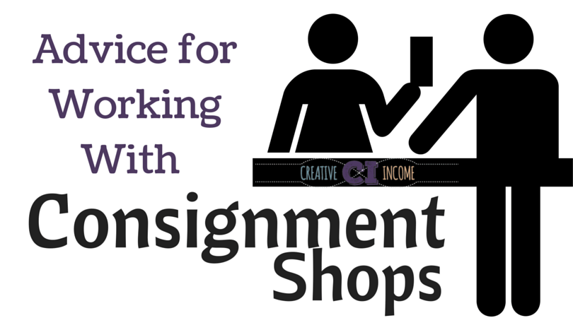 Advice for Working With Consignment Shops