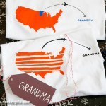 T-shirt for Grandma that Kids Can Make