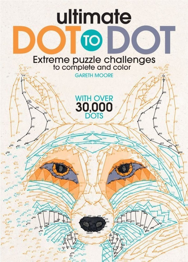 Are Adult Dot-to-Dot Books the New Coloring Book? – Indie ...