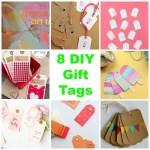 8 DIY Gift Tags