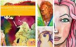Around the World with 80 Artists: A New Craft Book + Kickstarter