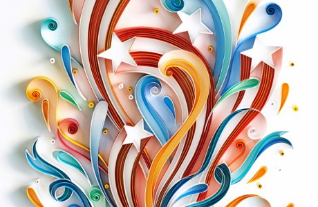 Is Paper Quilling Back in Style?