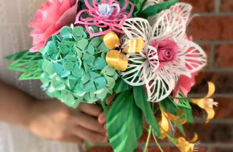 Etsy Handmade Business Feature -DeaneyWeaneyBlooms