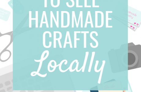 Where to Sell your crafts locally