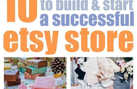 How To Get Your Etsy Shop Off To A Great Start